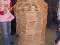 Turm mit Deckel