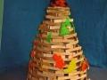 Weihnachtsbaum traditionell